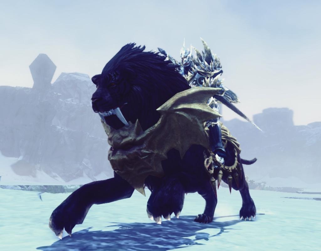 War Lion Mount 2 Earthen War Lion