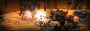 Webzen MORPG Continent of the Ninth Seal Valkyrie Teaser