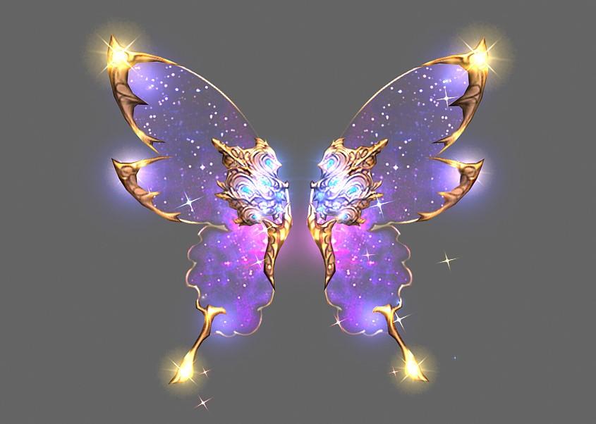 Celestial Bodys Wings