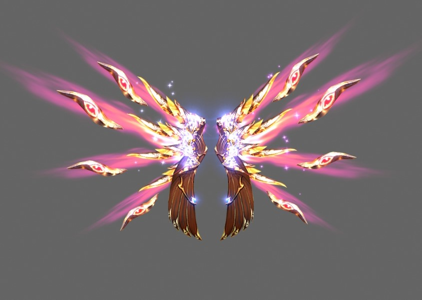 Annihilation's Wings